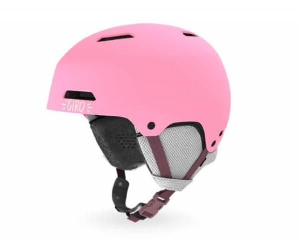 Giro Snow Crüe Jr. Kinder Skihelm Snowboardhelm Wintersport Helmet pink NEU - Bild 1