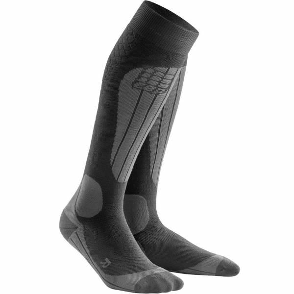 cep Ski Thermo Socks Herren Skisocken Kompression Funktion schwarz NEU