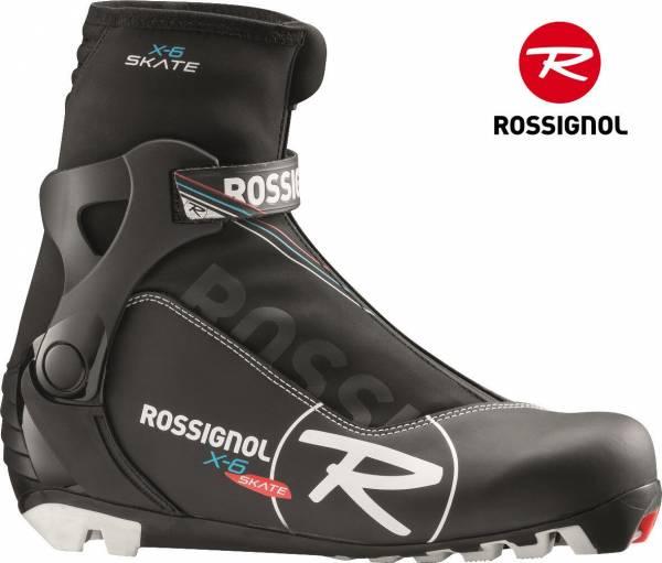 Rossignol X-6 Skate 19/20 Unisex Performance Skatingschuhe NNN-System 1Paar NEU - Bild 1