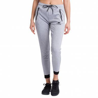 erima Essential Sweatpants Damen Jogginghose Sweat baumwoll-polyester grau NEU - Bild 1