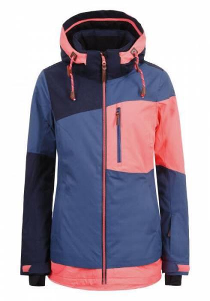Icepeak Cathay Damen Skijacke Snowboardjacke Winter Outdoor Freizeit blau NEU
