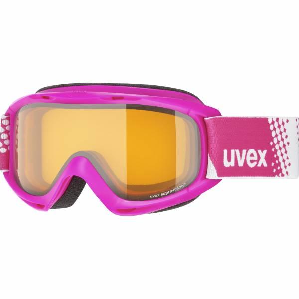 Uvex Junior Slider LGL Kinder Skibrille Snowboardbrille Wintersport pink NEU