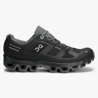 ON Cloudventure Waterproof Damen Joggingschuhe Laufschuhe wasserdicht black/graphit NEU