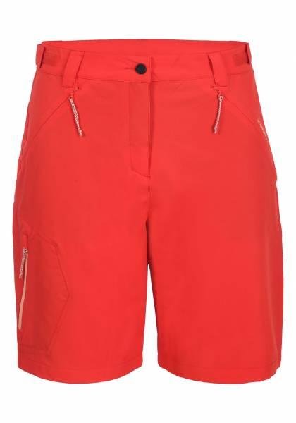 Icepeak Beaufort Damen Outdoorhose Shorts kurze Hose Freizeit korallenrot NEU - Bild 1