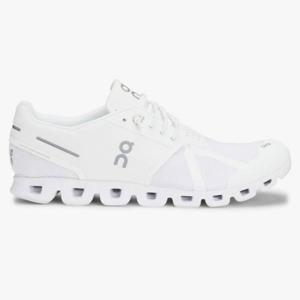 ON Cloud Damen Freizeitschuh Sportschuh Sneaker all white NEU - Bild 1
