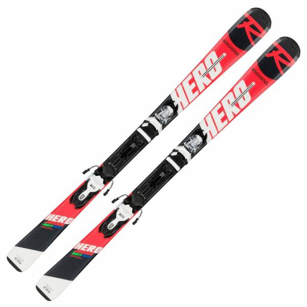 Rossignol Hero JR Kinderski Junior Ski Alpin OnPiste Carving Wintersport 18/19 NEU