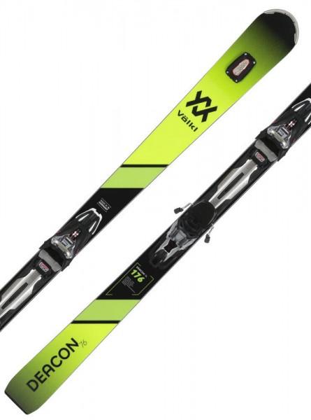 Völkl DEACON 76 18/19 All Mountain OnPiste Race Sport Carver Alpin Skiset NEU - Bild 1