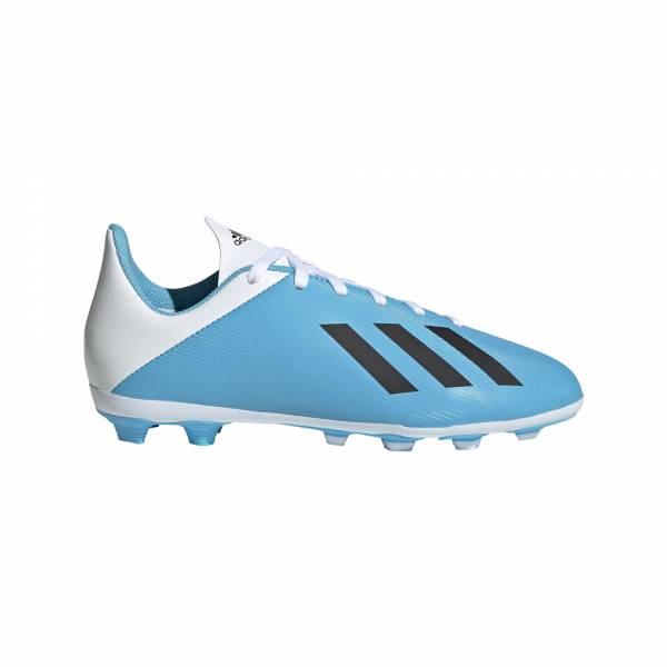 adidas X 19.4 FG Jungen Fußballschuhe Nocken Freizeit blau NEU - Bild 1