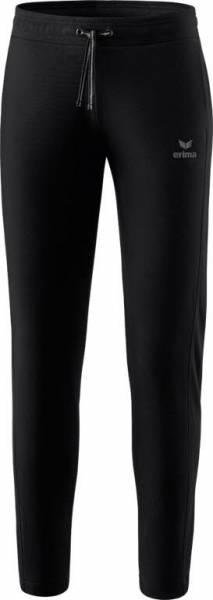 erima Sweatpants Damen Kurzgrößen Jogginghose Sweat schwarz NEU