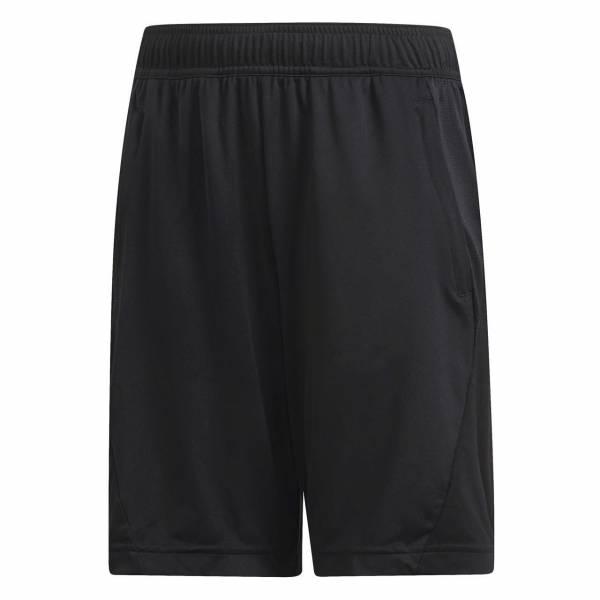 adidas Equipment Short Jungen Sporthose Bermuda Freizeit schwarz NEU - Bild 1