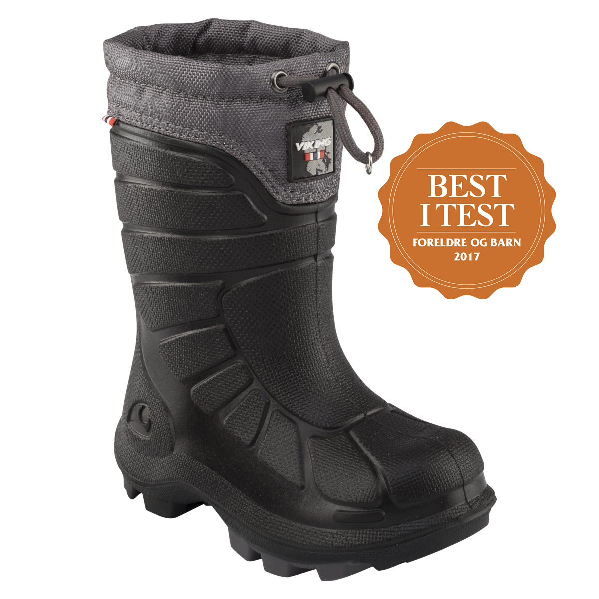 Thermoboots Viking Extreme schwarz