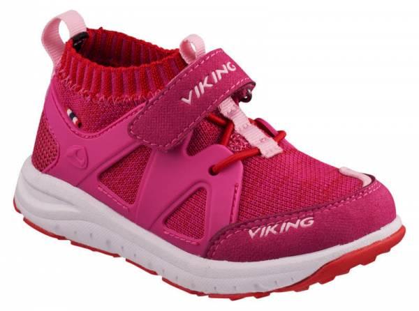 Viking Aasane Sneaker Sportschuh pink Mädchen NEU