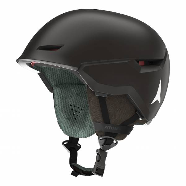 Atomic REVENT + Herren Skihelm Snowboardhelm Helmet Ski Alpin Helm black NEU - Bild 1