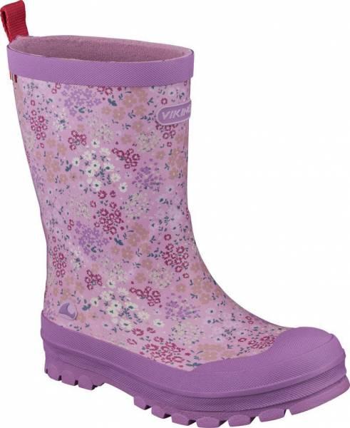 VIKING MIMOSA Mädchen Gummistiefel Regenstiefel waterproof rosa NEU