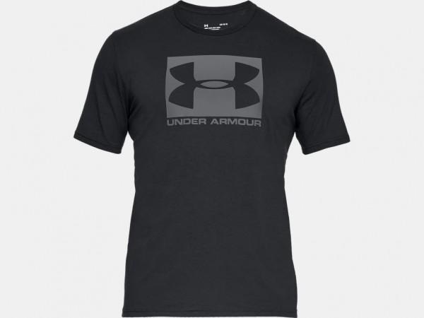 Under Armour Herren T-Shirt Kurzarm Sport Freizeit schwarz NEU - Bild 1