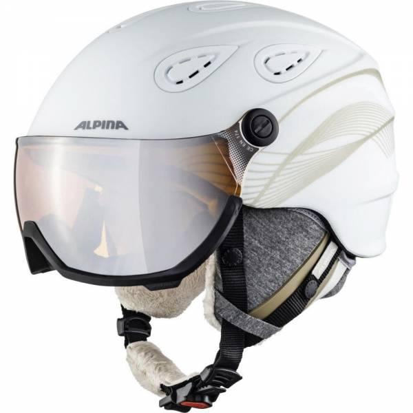 Alpina Grap Visor 2.0 HM Damen Skihelm Snowboardhelm Wintersport Helmet NEU - Bild 1