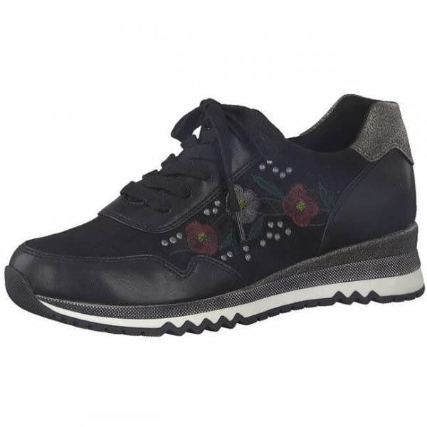 Marco Tozzi Damen Schnürschuhe Damenschuhe Sneaker Freizeit Mode NEU