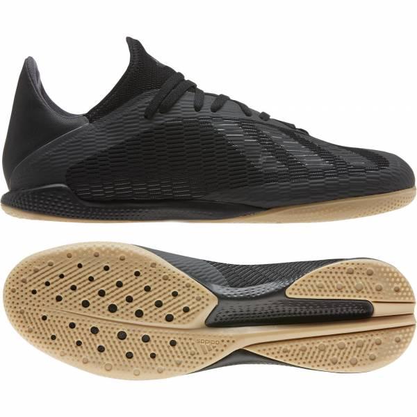 adidas X 19.3 IN Damen Fussballschuhe Frauenfussball Outdoor Freizeit black NEU - Bild 1