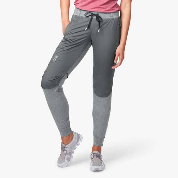 ON Running Pants Damen Laufhose Sporthose shadow NEU - Bild 1