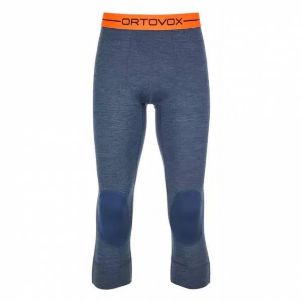Ortovox 185 Rock'n'Wool Short Pant Herren Funktionswäsche blau NEU
