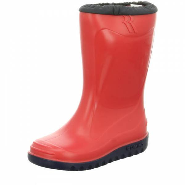 ROMIKA Gummistiefel Mädchen Regenstiefel waterproof rot-marine NEU - Bild 1