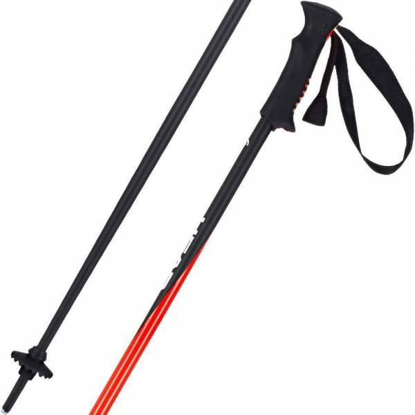 Head Pro Red 18/19 Unisex Skistöcke OnPiste Black/Neonred Alpine 1 Paar NEU - Bild 1