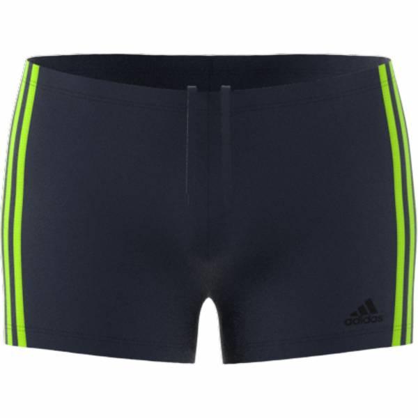 adidas 3-Streifen Boxer-Badehose Herren Badehose Schwimmhose legink NEU - Bild 1