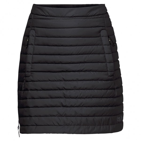 Jack Wolfskin DA Iceguard Skirt Damen Winter Rock black - Bild 1