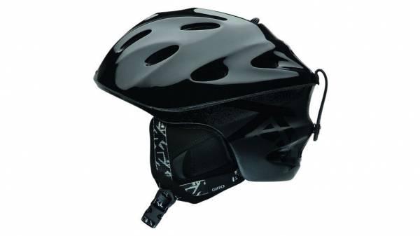 Giro Fuse Black Poncho Herren Damen Unisex Snow Helmet Skihelm UVP 179,95 NEU