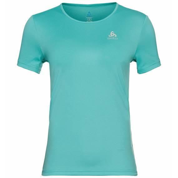 Odlo Cardada T-Shirt Funktionsshirt Outdoor Freizeit sportlich Damen blau NEU - Bild 1