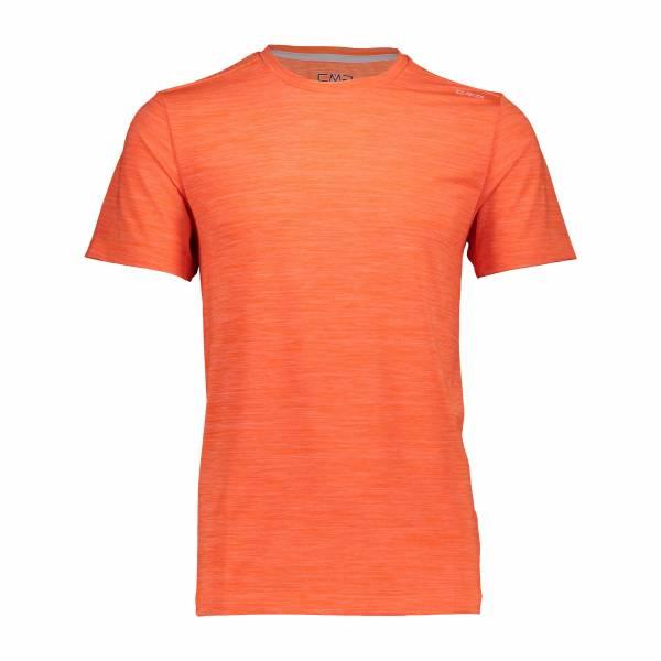CMP Funktionsshirt Atmungsaktiv Outdoor Freizeit sportlich Herren orange NEU