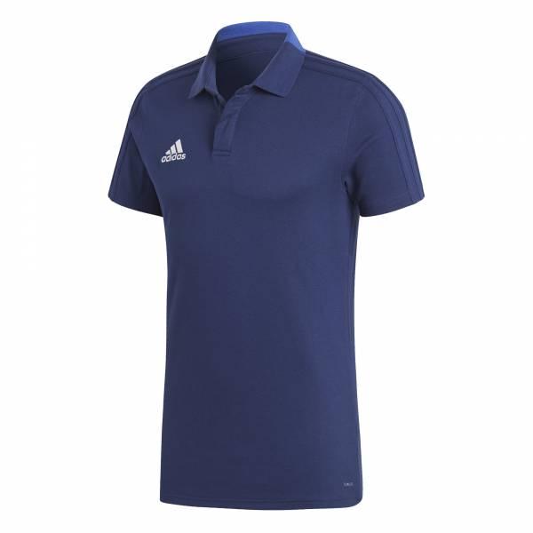 adidas Condivo18 Cotton Polo Shirt Herren Freizeit Sport Fitness Training NEU - Bild 1
