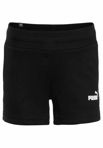 PUMA Essentials Sweat Short Damen Sweathose Sporthose schwarz NEU